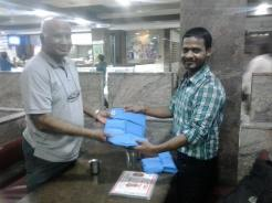 My first ever deal of INR 8000.