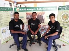 Navi Samagri Award (Suvam, Akshat)
