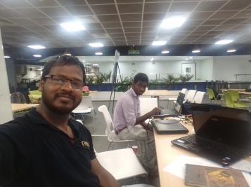 In50Hrs, Chennai (Night 3:30 AM)