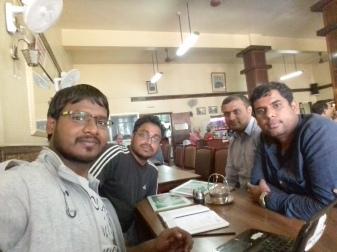 With Team Rajniti